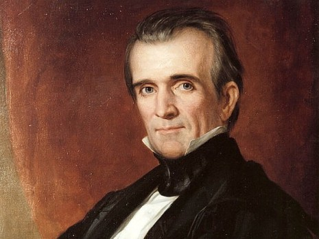 Who was James K. Polk